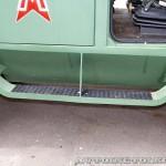 Бронеавтомобиль Торос базовый на выставке Промышленный дизайн оборонной продукции - 3