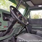 Бронеавтомобиль Торос базовый на выставке Промышленный дизайн оборонной продукции - 14