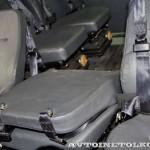 Бронеавтомобиль Торос базовый на выставке Промышленный дизайн оборонной продукции - 17