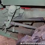 Бронированный автомобиль Колун 6х6 с закрытым 16-местным кузовом на выставке Промышленный дизайн оборонной продукции - 11