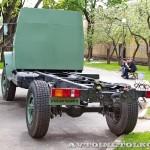 Грузовой бронированный автомобиль Колун 4х4 на выставке Промышленный дизайн оборонной продукции - 1