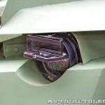 Бронированный автомобиль Колун 6х6 с закрытым 16-местным кузовом на выставке Промышленный дизайн оборонной продукции - 5