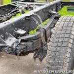 Грузовой бронированный автомобиль Колун 4х4 на выставке Промышленный дизайн оборонной продукции - 12