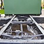 Грузовой бронированный автомобиль Колун 4х4 на выставке Промышленный дизайн оборонной продукции - 13