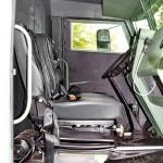 Бронированный автомобиль Колун 6х6 с закрытым 16-местным кузовом на выставке Промышленный дизайн оборонной продукции - 22