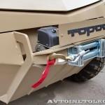 Бронеавтомобиль Торос командирский на выставке Промышленный дизайн оборонной продукции - 18