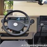 Бронеавтомобиль Торос командирский на выставке Промышленный дизайн оборонной продукции - 26