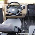 Бронеавтомобиль Торос командирский на выставке Промышленный дизайн оборонной продукции - 28