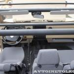 Бронеавтомобиль Торос командирский на выставке Промышленный дизайн оборонной продукции - 32