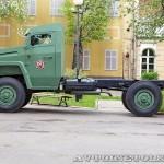 Грузовой бронированный автомобиль Колун 4х4 на выставке Промышленный дизайн оборонной продукции - 6