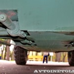 Бронеавтомобиль Торос базовый на выставке Промышленный дизайн оборонной продукции - 12