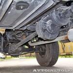 Грузовой бронированный автомобиль Колун 4х4 на выставке Промышленный дизайн оборонной продукции - 8