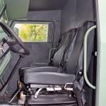 Грузовой бронированный автомобиль Колун 4х4 на выставке Промышленный дизайн оборонной продукции - 17