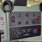 Грузовой бронированный автомобиль Колун 4х4 на выставке Промышленный дизайн оборонной продукции - 21