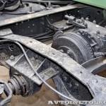 Грузовой бронированный автомобиль Колун 4х4 на выставке Промышленный дизайн оборонной продукции - 9