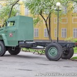 Грузовой бронированный автомобиль Колун 4х4 на выставке Промышленный дизайн оборонной продукции - 10