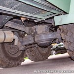 Бронированный автомобиль Колун 6х6 с закрытым 16-местным кузовом на выставке Промышленный дизайн оборонной продукции - 20