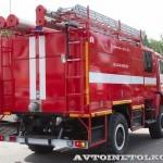 лесопожарная автоцистера АЦ 2,5-40 (43501) ВЛ Лесхозмаш на салоне Комплексная Безопасность 2013 - 1
