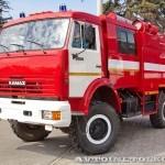 лесопожарная автоцистера АЦ 2,5-40 (43501) ВЛ Лесхозмаш на салоне Комплексная Безопасность 2013 - 4