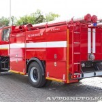 пожарная автоцистера АЦ 3,0-40 (43253) ВЛ Лесхозмаш на салоне Комплексная Безопасность 2013 - 3