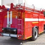 пожарная автоцистера АЦ 3,0-40 (43253) ВЛ Лесхозмаш на салоне Комплексная Безопасность 2013 - 4