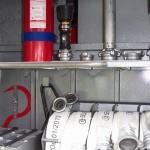 лесопожарная автоцистера АЦ 2,5-40 (43501) ВЛ Лесхозмаш на салоне Комплексная Безопасность 2013 - 8