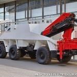 машина разминирования Искатель на салоне Комплексная Безопасность 2014 - 26