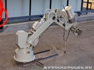 машина разминирования Искатель на салоне Комплексная Безопасность 2014 - 1