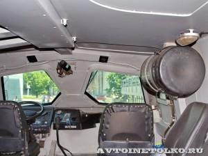 машина разминирования Искатель на салоне Комплексная Безопасность 2014 - 4