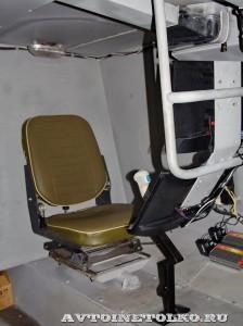машина разминирования Искатель на салоне Комплексная Безопасность 2014 - 7