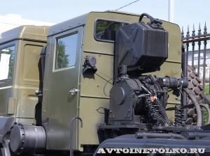 УралАЗ на салоне Комплексная Безопасность 2014 - 3
