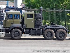 УралАЗ на салоне Комплексная Безопасность 2014 - 6