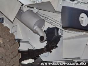 машина разминирования Искатель на салоне Комплексная Безопасность 2014 - 30