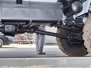 машина разминирования Искатель на салоне Комплексная Безопасность 2014 - 18