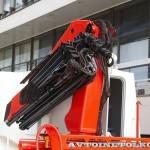 машина разминирования Искатель на салоне Комплексная Безопасность 2014 - 12