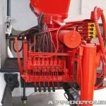 машина разминирования Искатель на салоне Комплексная Безопасность 2014 - 13