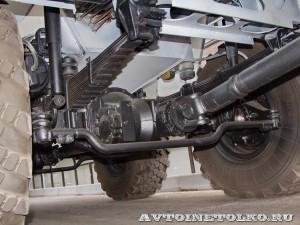 машина разминирования Искатель на салоне Комплексная Безопасность 2014 - 21