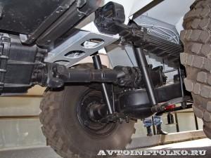 машина разминирования Искатель на салоне Комплексная Безопасность 2014 - 25