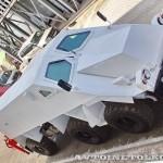 машина разминирования Искатель на салоне Комплексная Безопасность 2014 - 34
