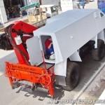 машина разминирования Искатель на салоне Комплексная Безопасность 2014 - 35