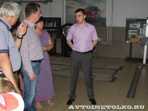 Презентация Кайеский перец в Порше Центр Таганка - 2