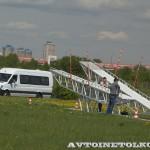 тест-драйв новых малотоннажников Mercedes-Benz в Крылатском 15 мая 2014 - 6