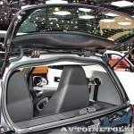 Легковой автомобиль Smart Fortwo Passion 62 KWt черный салон на Московском Автосалоне ММАС 2012 - 4