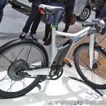 электровелосипед Smart e-bike на Московском Автосалоне ММАС 2012 - 2