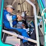 Участник ралли Париж-Дакар IVECO Trakker 4x4 на тест-драйве нового IVECO Trakker полигон НАМИ 2014 - 13