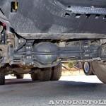 Седельный тягач IVECO-АМТ 633910 на тест-драйве нового IVECO Trakker полигон НАМИ 2014 - 2