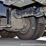 Седельный тягач IVECO-АМТ 633910 на тест-драйве нового IVECO Trakker полигон НАМИ 2014 - 3