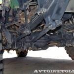Участник ралли Париж-Дакар IVECO Trakker 4x4 на тест-драйве нового IVECO Trakker полигон НАМИ 2014 - 20