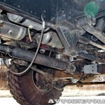 Участник ралли Париж-Дакар IVECO Trakker 4x4 на тест-драйве нового IVECO Trakker полигон НАМИ 2014 - 26