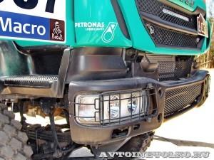 Участник ралли Париж-Дакар IVECO Trakker 4x4 на тест-драйве нового IVECO Trakker полигон НАМИ 2014 - 30